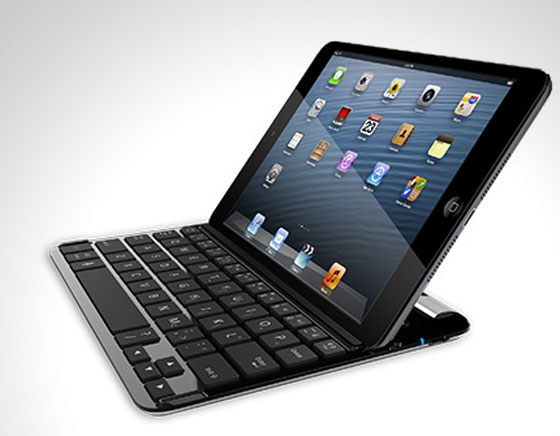 1 Belkin FastFit iPad Mini Case Protection Belkin FastFit iPad Mini : Protection avec Clavier Bluetooth (images)