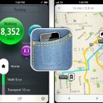 ProtoGeo Moves iPhone - Excellent Pedometre GPS avec Timeline (gratuit)
