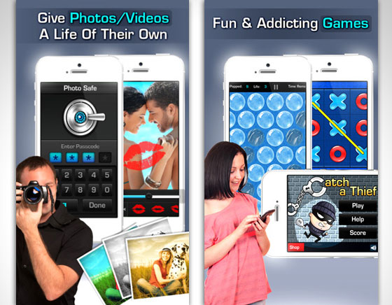 2 AppBundle 2 iPhone iPad AppBundle 2 iPhone iPad : Compilation de 225 Applications et un Jeux