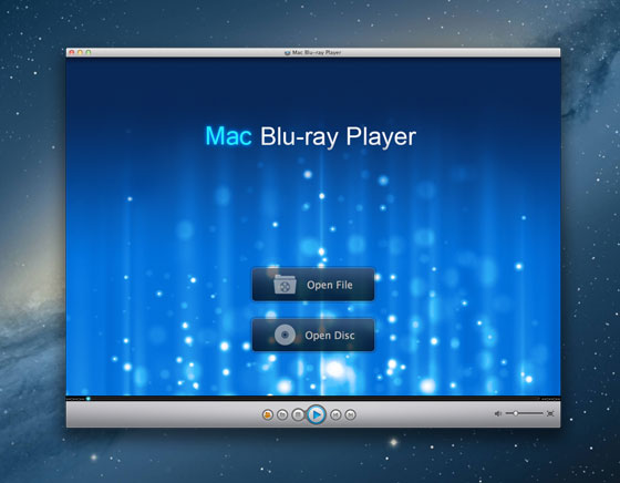 Blu-Ray Player Mac OSX - Lecteur Blu-Ray Universel Video et Data (promo)