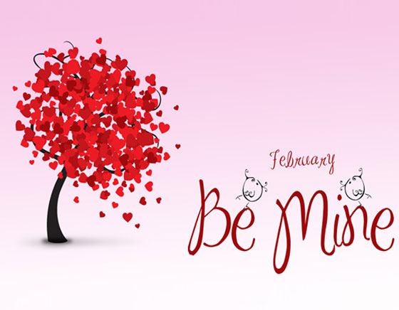 2 wallpapers fond ecran sain valentin 2013 mac pc 50 Fonds dEcran HD Mac PC : Special Saint Valentin 2013 (gratuit)