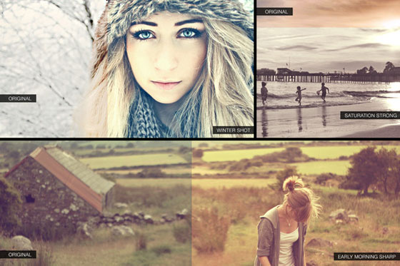 3 Clean Crisp Actions Photoshop Clean & Crisp Actions : 20 Scripts de Retouche et Effets Photoshop CS