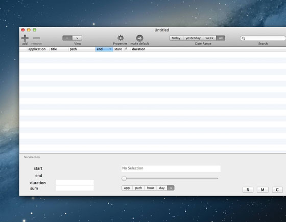 Actotracker Mac OSX