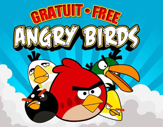 Jeux angry birds gratuit ordinateurs et logiciels - Telecharger angry birds gratuit ...