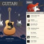 Guitar! by Smule iPhone iPad : Apprendre la Guitare sans Connaitre la Musique (gratuit)