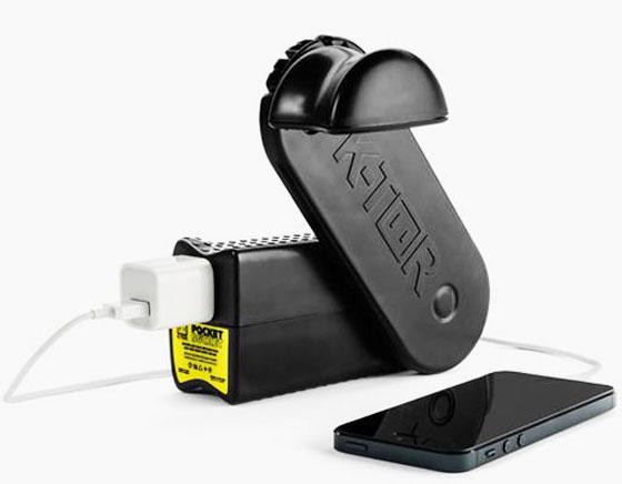 chargeur batterie dynamo
