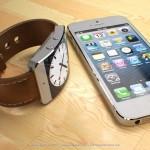 Montre Apple iWatch : Magnifique Concept en 3D par Martin Hajek (images)