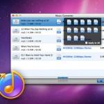 Music Converter Mac OSX : Editeur et Convertisseur Audio et Video par Lot (gratuit)