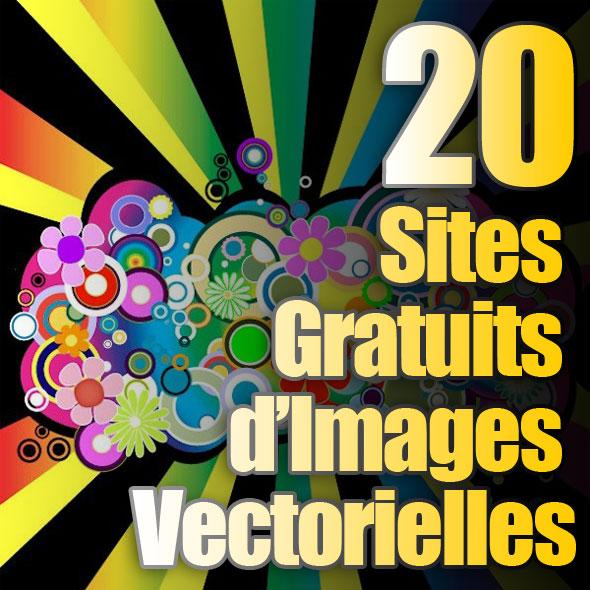 Assez 20 Meilleurs Sites pour Telecharger des Images Vectorielles HD  OF89