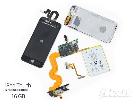 1-iPod-Touch-5G-16-GB-2013-Demontage-iFixit
