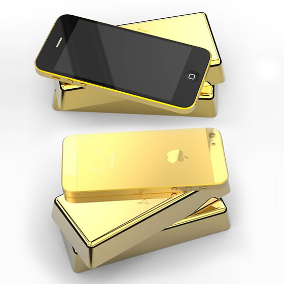 chic luxe coque iphone vrai faux or