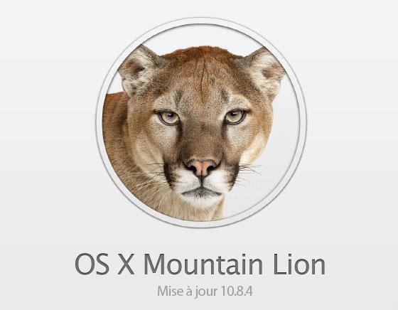 Mise à jour Mac OSX 10.8.4 et Safari 6.0.5 en Téléchargement (gratuit)