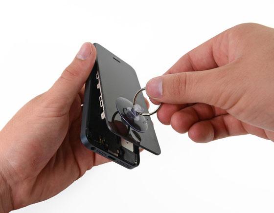 comment réparer écran iphone 4