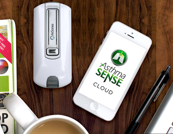 AsthmaSense Accessoire AirSonea Wheeze Monitor iPhone Asthme Asthmatiques 3 AsthmaSense AirSonea Wheeze Monitor iPhone : Dispositif pour Asthmatiques (video)