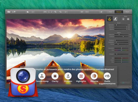 Snapheal Mac OSX 1 - Snapheal Mac - Supprimer Facilement les Éléments d'une Image (gratuit)