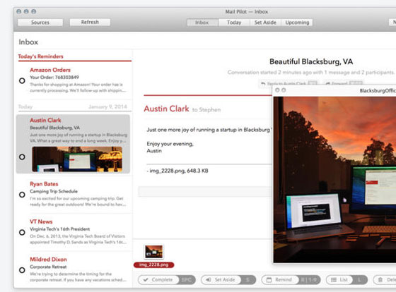 Mail Pilot Mac OSX 4 Mail Pilot Mac OSX : Nouvelle Alternative à Apple Mail Dispo (video)