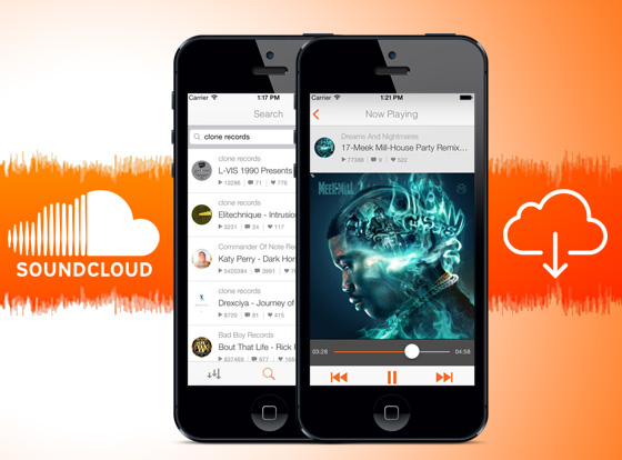 t u00e9l u00e9charger soundcloud pour iphone et ipad