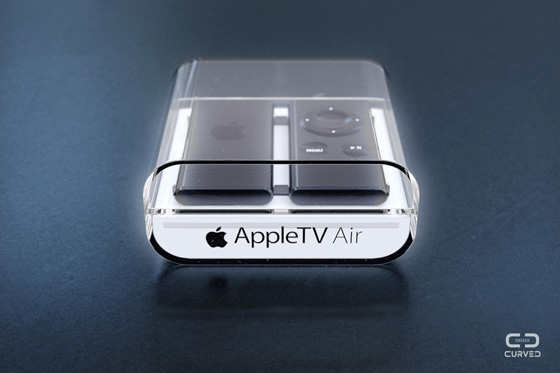 Concept Apple TV Air Chromecast Cle hdmi 1 Concept Apple TV Air : Le Prochain Apple TV en Clé HDMI ?! (images)