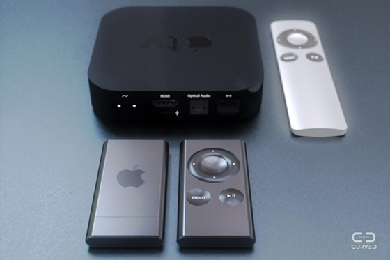 Concept Apple TV Air Chromecast Cle hdmi 3 Concept Apple TV Air : Le Prochain Apple TV en Clé HDMI ?! (images)
