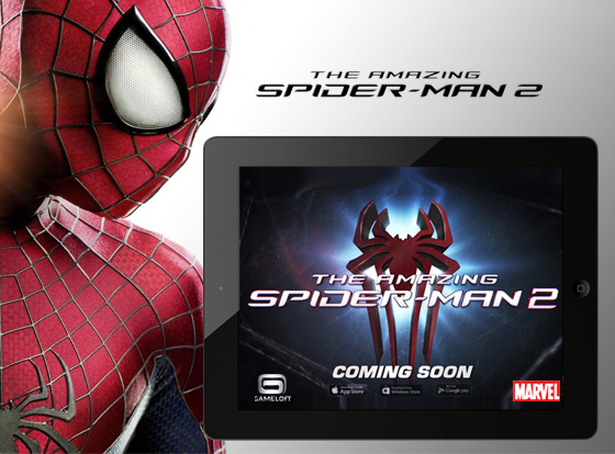 Jeu Amazing Spider Man 2 iPhone iPad Android 1 The Amazing Spider Man 2 iPhone iPad : Le Jeu debarque sur lAppStore (video)