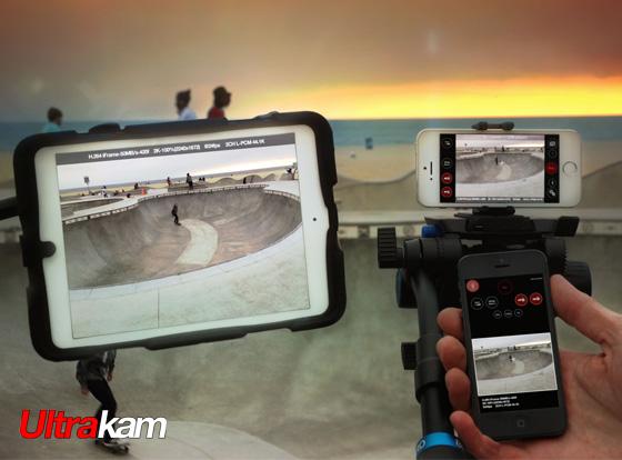 UltraKam-iPhone-iPad-Filmer-2K-Application-1