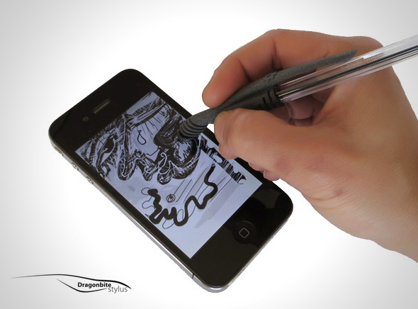 Dragonbite-Capuchon-Stylo-Stylet-iPad-iPhone-2