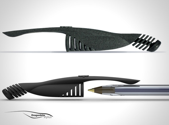 Dragonbite-Capuchon-Stylo-Stylet-iPad-iPhone-4