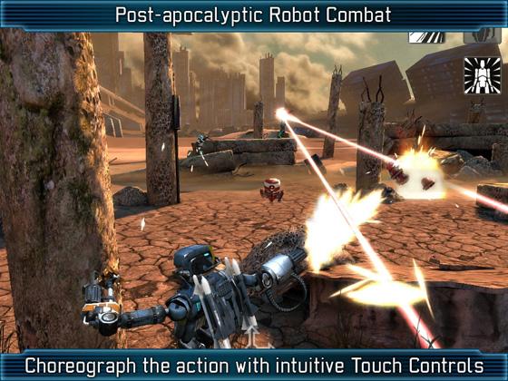 Jeu Combat Epoch 2 iPhone iPad 1 - Le Jeu Video de Combats Epoch 2 pour iPhone et iPad est Gratuit ! (video)