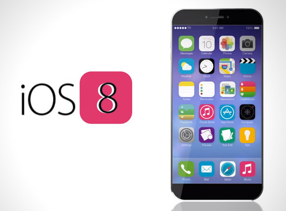 iPhone 6-iOS-8-Concept-1