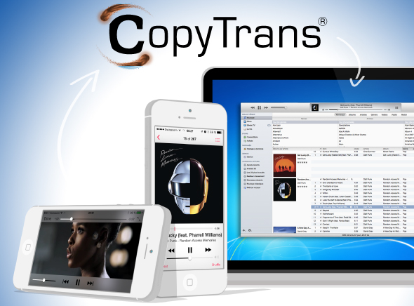 CopyTrans PC Windows 2 - CopyTrans PC Windows : Gerer vos Applications iOS sans passer par iTunes (gratuit)