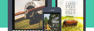 Rookie 2 iPhone iPad : Retouche Photo, Effets et Typographies (gratuit)