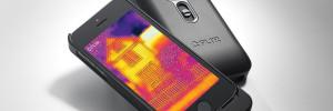 Coque FLIR One, votre iPhone devient Camera Thermique (video)