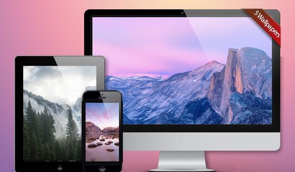 OSX-10-10-Yosemite-Mac-iPhone-iPad-Wallpapers-1