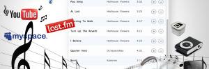 Leemsoft MP3 Downloader Mac OSX : Ripper en MP3 les Musiques sur Internet (gratuit)