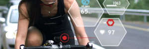 LifeBEAM, Casque de Velo Connecté pour iPhone (video)