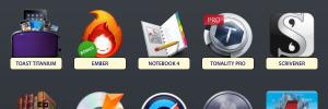MacUpdate Fall Bundle 2014 : 10 Logiciels OSX dont Toast Titanium 12 et SimCity 4 à 40 € (promo)