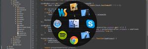 Tapr Mac OSX : Sélecteur Circulaire d'Applications (gratuit)