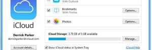 Utiliser Facilement Apple iCloud sur votre PC Windows (images)