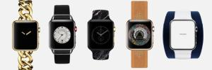 Montre Apple Watch en Chanel, Givenchy et autre Vuitton (images)
