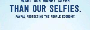 La Sécurité d'Apple Pay mise à Mal dans une Pub PayPal (image)