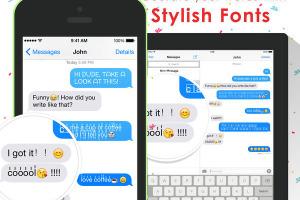 100-Fonts-Keyboard-iPhone-iPad-1