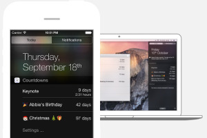 Countdowns-Mac-OSX-iPhone-iPad-1