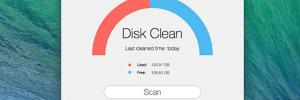 Dr. Cleaner Mac OSX : Libérer en un Clic de l'Espace Disque (gratuit)
