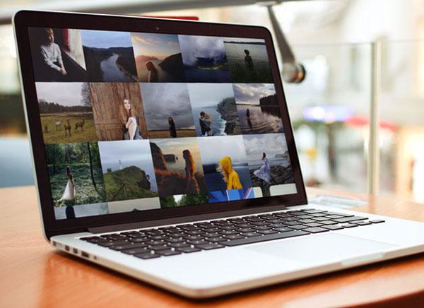 GRIDS Instagram Mac OSX 1 - GRIDS Mac OSX : Tout Instagram en HD sur votre Bureau (nouveau)