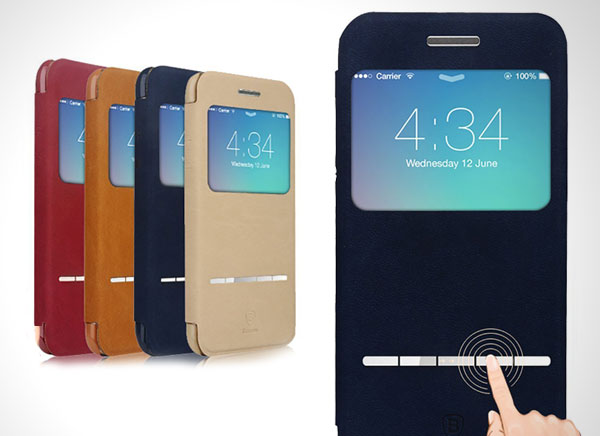 coque iphone 6 tactile