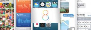 Mise à Jour iOS 8.1 iPhone iPad iPod Touch Dispo (gratuit)