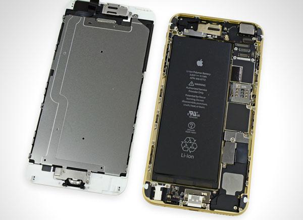 Carte Mere Des Iphone 6 En Fond D Ecran Hd Gratuit Maxiapple Com