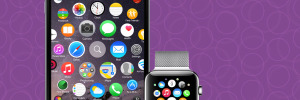 Remplacer l'Interface des iPhone par celle de l'Apple Watch (gratuit)