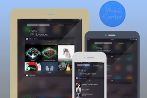 Music-Center-iPhone-iPad-1