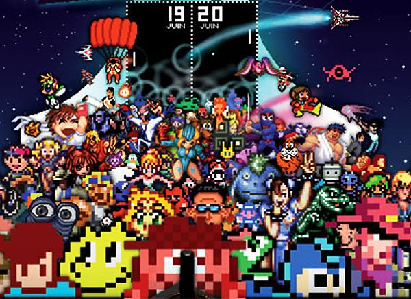retrogaming jeux video retro 1 - Jouer à Plus 900 Jeux Video des Années 70, 80 et 90 (gratuit)